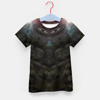 Thumbnail image of Clouds Of Arsba Kid's t-shirt, Live Heroes
