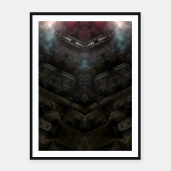 Thumbnail image of Clouds Of Arsba Framed poster, Live Heroes