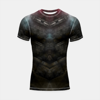 Thumbnail image of Clouds Of Arsba Shortsleeve rashguard, Live Heroes