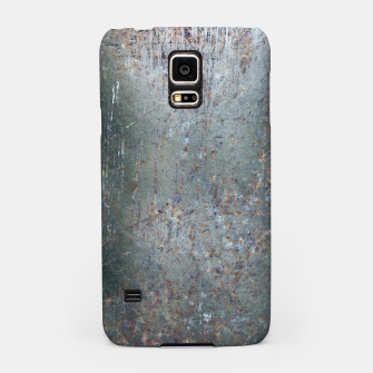 Thumbnail image of Rusty Old Scrathed Grunge Metal Steel Samsung Case, Live Heroes