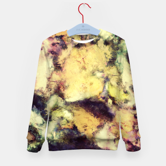 Thumbnail image of Crumbling sky Kid's sweater, Live Heroes