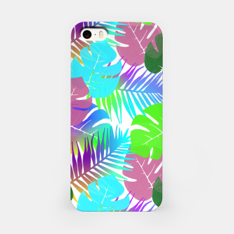 Thumbnail image of Tropical Summer Leaf Design iPhone Case, Live Heroes