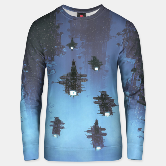 Thumbnail image of The Voyage Home Cotton sweater, Live Heroes