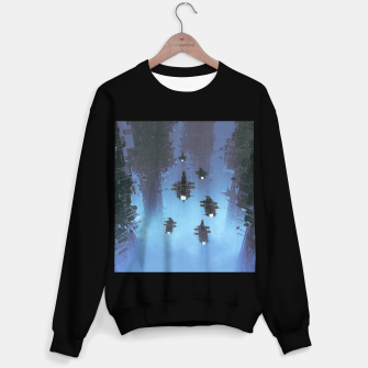 Thumbnail image of The Voyage Home Sweater regular, Live Heroes