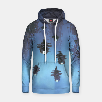 Thumbnail image of The Voyage Home Cotton hoodie, Live Heroes