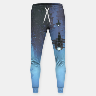 Thumbnail image of The Voyage Home Cotton sweatpants, Live Heroes