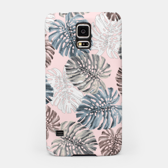 Thumbnail image of Palm Pattern Samsung Case, Live Heroes