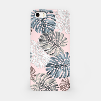 Thumbnail image of Palm Pattern iPhone Case, Live Heroes
