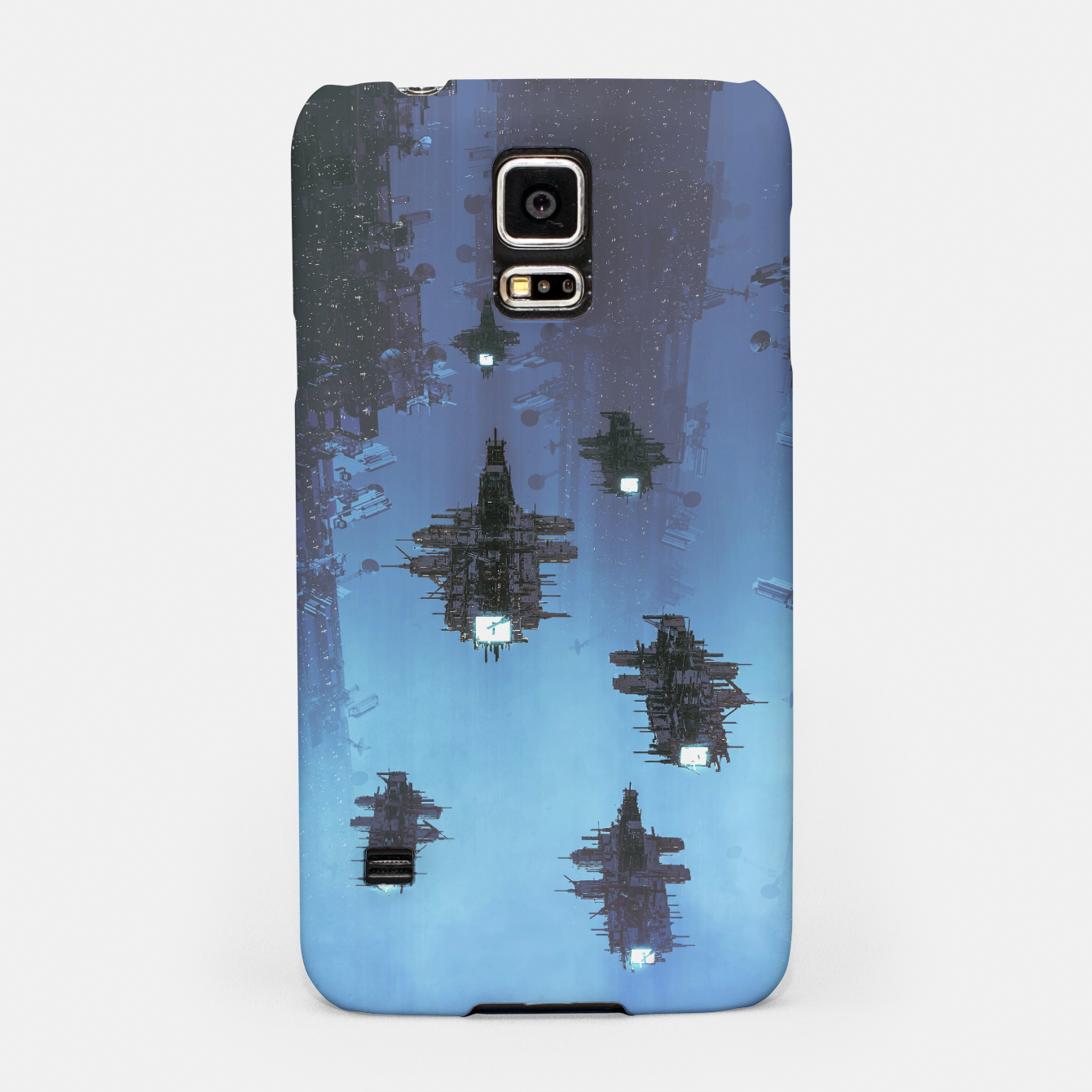 Image of The Voyage Home Samsung Case - Live Heroes