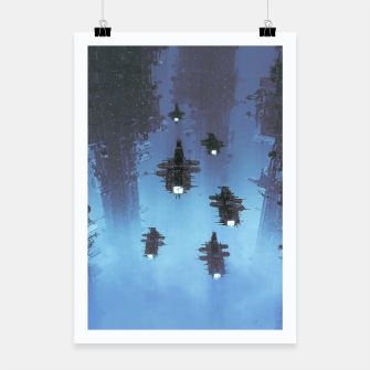 Thumbnail image of The Voyage Home Poster, Live Heroes