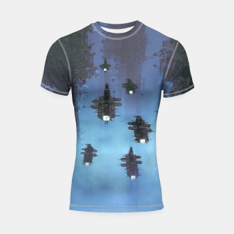 The Voyage Home Shortsleeve rashguard thumbnail image
