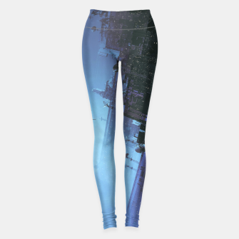 Thumbnail image of The Voyage Home Leggings, Live Heroes