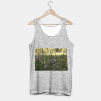 Thumbnail image of Flowers in a field Tank Top regular, Live Heroes