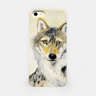 Miniaturka Totem American Grey wolf  Carcasa por Iphone, Live Heroes