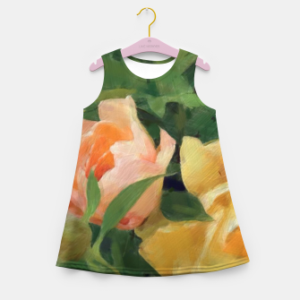 Thumbnail image of CHARMING-106 Girl's summer dress, Live Heroes