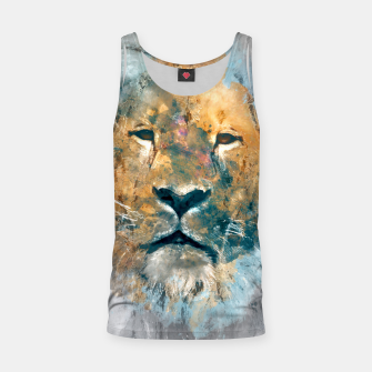 Thumbnail image of KING LION Tank Top, Live Heroes
