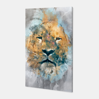 Miniature de image de KING LION Canvas, Live Heroes