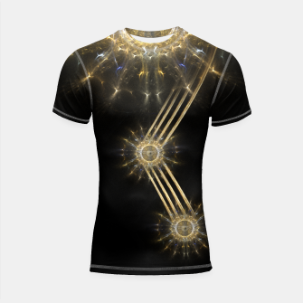 Thumbnail image of Nebula Shortsleeve Top, Live Heroes