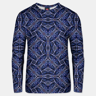 Thumbnail image of Modern Ornate Pattern Design Cotton sweater, Live Heroes