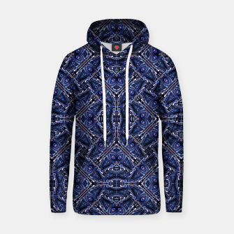 Thumbnail image of Modern Ornate Pattern Design Cotton hoodie, Live Heroes