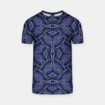 Thumbnail image of Modern Ornate Pattern Design T-shirt, Live Heroes