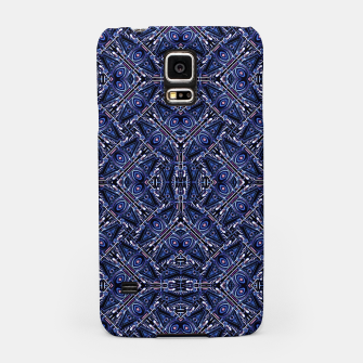 Thumbnail image of Modern Ornate Pattern Design Samsung Case, Live Heroes