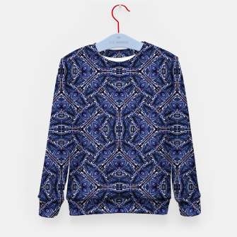 Thumbnail image of Modern Ornate Pattern Design Kid's sweater, Live Heroes