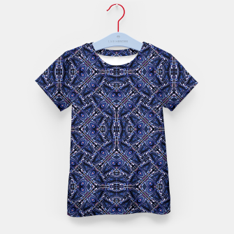 Thumbnail image of Modern Ornate Pattern Design Kid's t-shirt, Live Heroes