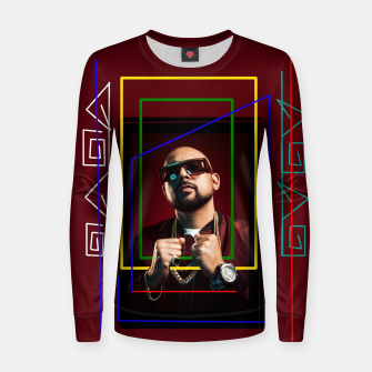 Thumbnail image of Sean Paul Pull femme en coton, Live Heroes