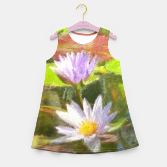 Thumbnail image of CHARMING-108 Girl's summer dress, Live Heroes