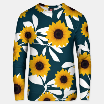 Thumbnail image of Sunflower Cotton sweater, Live Heroes