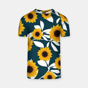 Thumbnail image of Sunflower T-shirt, Live Heroes