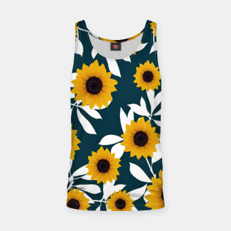 Thumbnail image of Sunflower Tank Top, Live Heroes