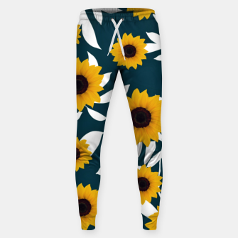 Thumbnail image of Sunflower Cotton sweatpants, Live Heroes