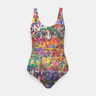 Thumbnail image of Hope for Peace Swimsuit, Live Heroes