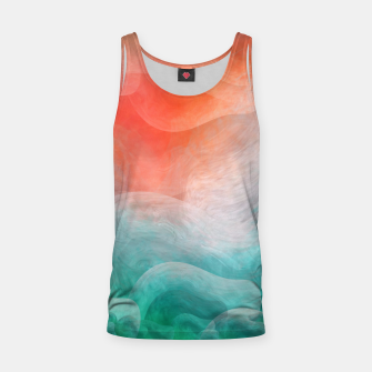 "Miniaturka ""Coral sand beach and tropical turquoise sea"" Camiseta de tirantes, Live Heroes"