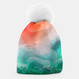 "Miniaturka ""Coral sand beach and tropical turquoise sea"" Gorro, Live Heroes"