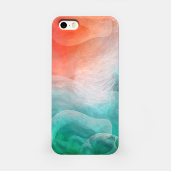 "Miniaturka ""Coral sand beach and tropical turquoise sea"" Carcasa por Iphone, Live Heroes"