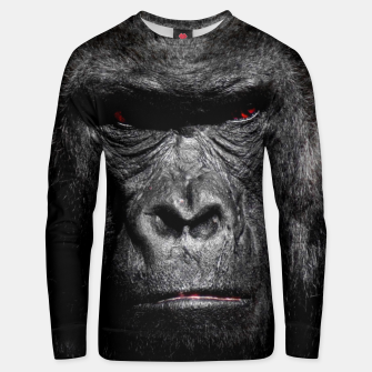 Miniature de image de Gorilla  Face Cotton sweater, Live Heroes