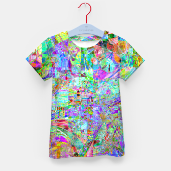 Thumbnail image of Art Love Kid's t-shirt, Live Heroes