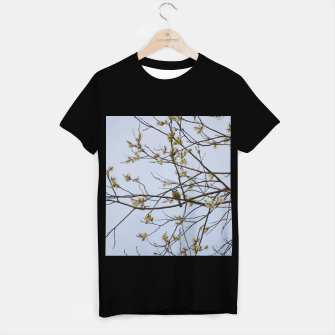 Miniatur Early spring T-shirt regular, Live Heroes