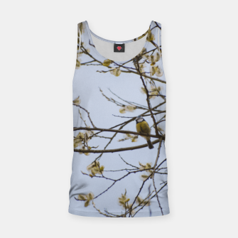 Miniatur Early spring Tank Top, Live Heroes