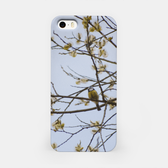 Miniatur Early spring iPhone Case, Live Heroes