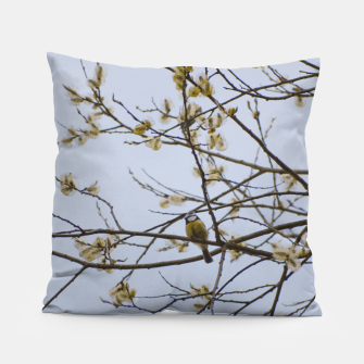 Miniatur Early spring Pillow, Live Heroes