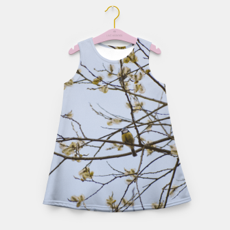 Miniature de image de Early spring Girl's summer dress, Live Heroes