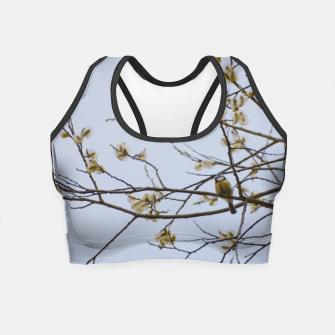 Miniature de image de Early spring Crop Top, Live Heroes