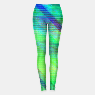 Miniaturka faded Yoga Pants, Live Heroes
