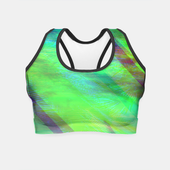 Thumbnail image of faded Sports Bra, Live Heroes