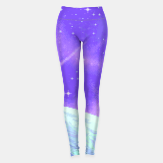 Miniaturka ALIEN [no text] Yoga Pants, Live Heroes