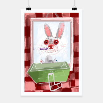 Thumbnail image of Rabbit Time to Clean Your Teeth , Live Heroes